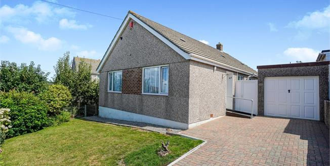 Offers Over £300,000, 3 Bedroom Detached Bungalow For Sale in Plymouth, PL9