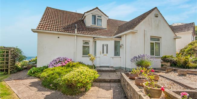 Asking Price £435,000, 5 Bedroom Detached Bungalow For Sale in Seaton, EX12