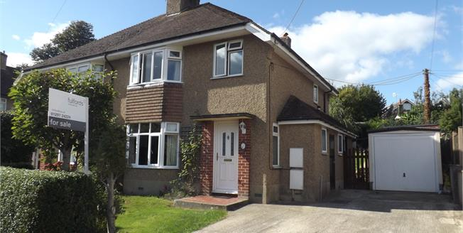 Asking Price £285,000, 3 Bedroom Semi Detached House For Sale in Seaton, EX12