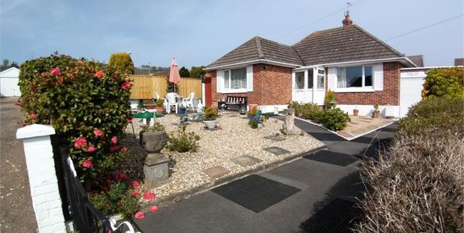 £250,000, 2 Bedroom Detached Bungalow For Sale in Seaton, EX12