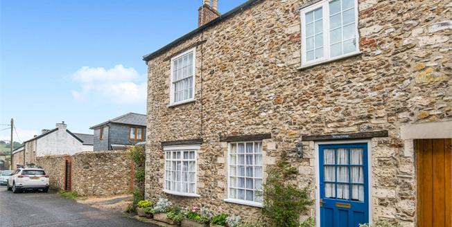 Asking Price £269,500, 4 Bedroom Semi Detached Cottage For Sale in Colyton, EX24
