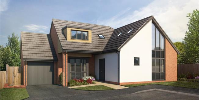 £424,995, 4 Bedroom Detached House For Sale in Devon, EX12