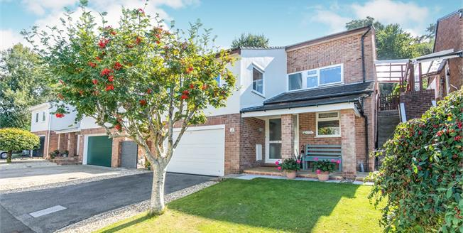 Asking Price £420,000, 3 Bedroom Detached House For Sale in Axmouth, EX12