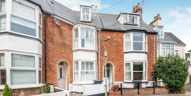 £335,000, 3 Bedroom Terraced House For Sale in Sidmouth, EX10