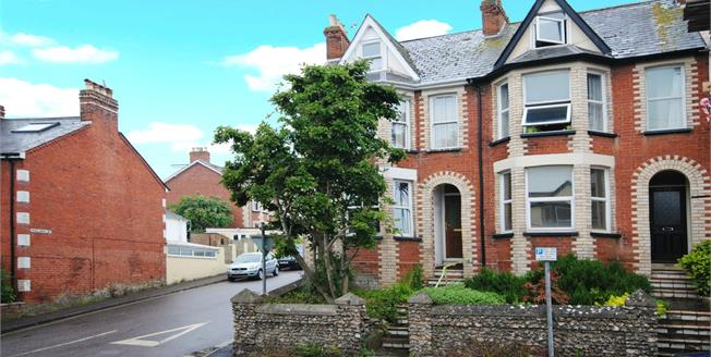 Guide Price £235,000, 3 Bedroom Terraced House For Sale in Sidmouth, EX10
