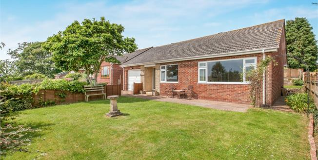 Asking Price £350,000, 3 Bedroom Detached Bungalow For Sale in Tipton St. John, EX10