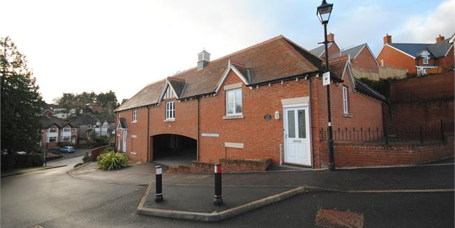 Offers Over £220,000, 2 Bedroom Semi Detached House For Sale in Sidmouth, EX10