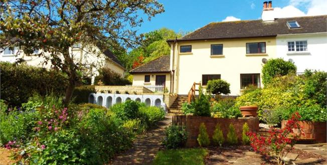 Asking Price £395,000, 3 Bedroom Semi Detached House For Sale in Branscombe, EX12