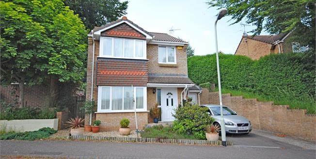 Guide Price £249,950, 3 Bedroom Detached House For Sale in Ottery St. Mary, EX11