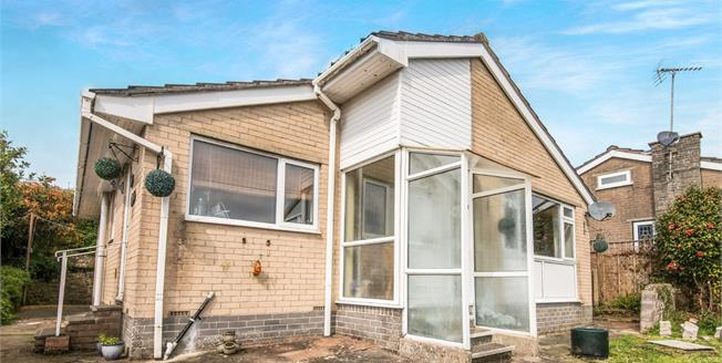 Offers in excess of £240,000, 2 Bedroom Detached Bungalow For Sale in Newton Poppleford, EX10