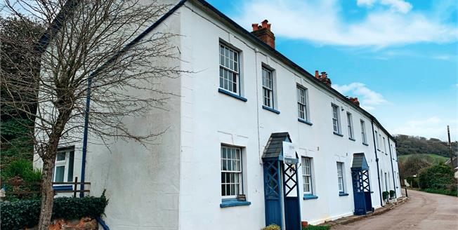 Asking Price £325,000, 2 Bedroom End of Terrace Cottage For Sale in Seaton, EX12