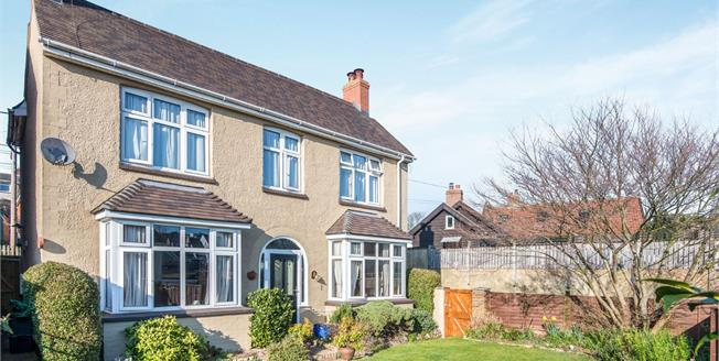Offers in excess of £310,000, 3 Bedroom Detached House For Sale in Ottery St. Mary, EX11