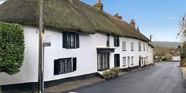 Asking Price £460,000, 4 Bedroom End of Terrace Cottage For Sale in Sidbury, EX10
