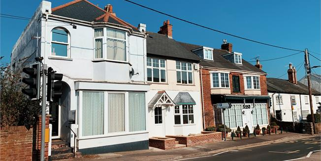 Asking Price £155,000, 1 Bedroom Flat For Sale in Sidford, EX10