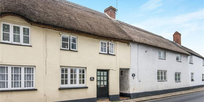 Asking Price £200,000, 3 Bedroom Terraced House For Sale in Sidford, EX10