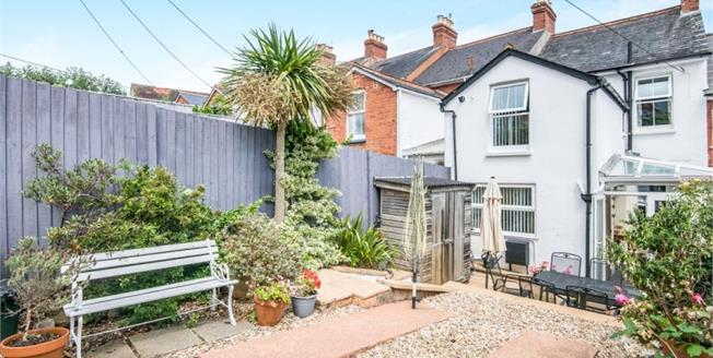 Offers Over £310,000, 3 Bedroom Terraced House For Sale in Sidmouth, EX10