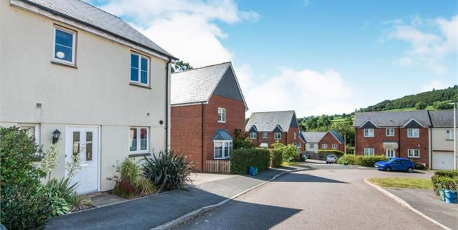£320,000, 3 Bedroom Semi Detached House For Sale in Sidmouth, EX10