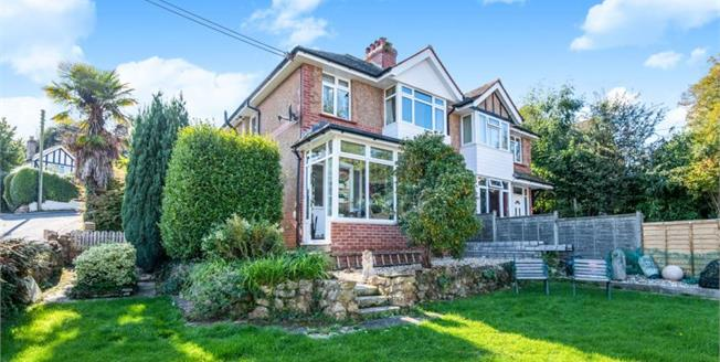£365,000, 3 Bedroom Semi Detached House For Sale in Sidmouth, EX10