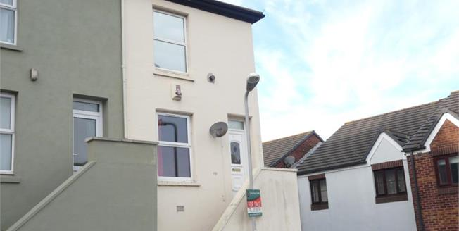 £110,000, 2 Bedroom End of Terrace House For Sale in Plymouth, PL2