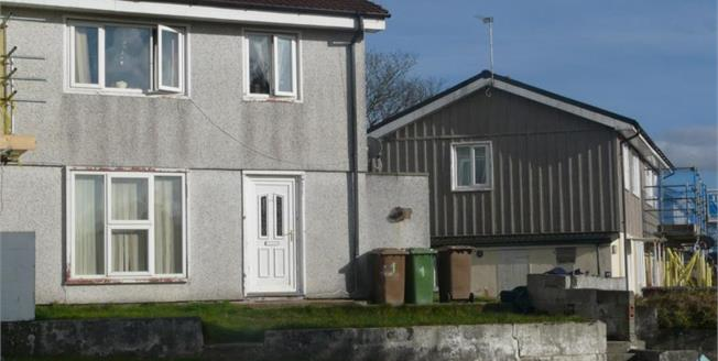 Offers in excess of £115,000, 3 Bedroom House For Sale in Plymouth, PL5