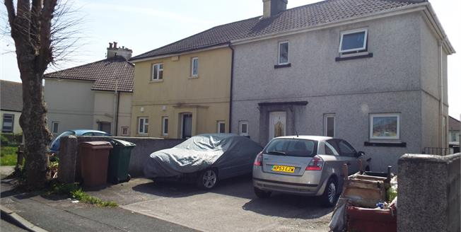 Asking Price £128,000, 3 Bedroom Semi Detached House For Sale in Plymouth, PL2