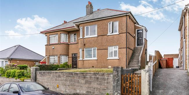 Asking Price £110,000, 2 Bedroom Flat For Sale in Plymouth, PL5
