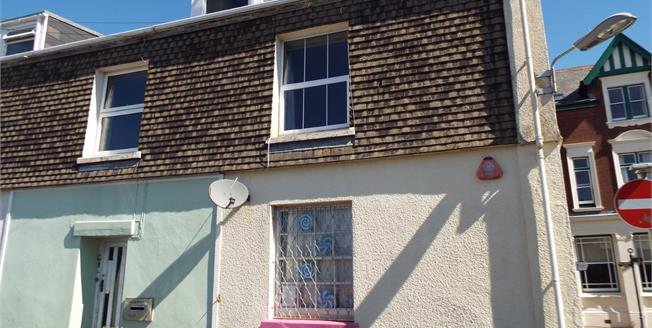 Asking Price £69,500, 1 Bedroom Flat For Sale in Saltash, PL12
