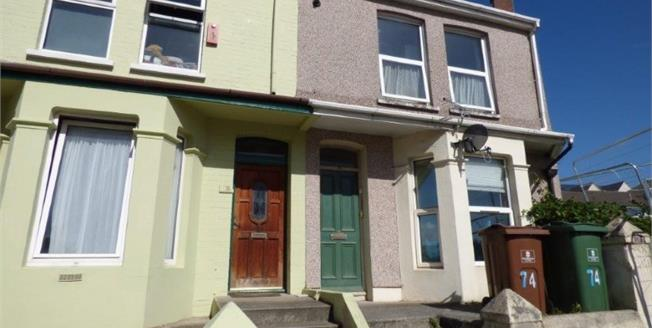 Asking Price £130,000, Terraced House For Sale in Plymouth, PL2
