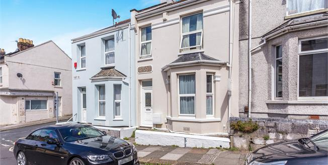 Offers in excess of £128,000, 2 Bedroom Terraced House For Sale in Plymouth, PL2