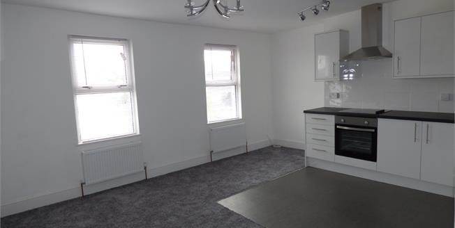 £75,000, 1 Bedroom Flat For Sale in Ford, PL2