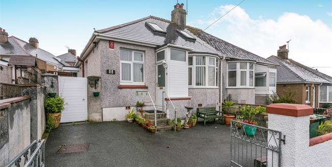 Offers Over £200,000, 4 Bedroom Semi Detached Bungalow For Sale in Plymouth, PL5