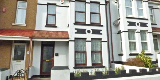 Offers Over £165,000, 3 Bedroom Terraced House For Sale in Plymouth, PL5