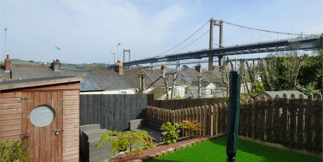 Asking Price £190,000, 2 Bedroom End of Terrace House For Sale in Saltash, PL12