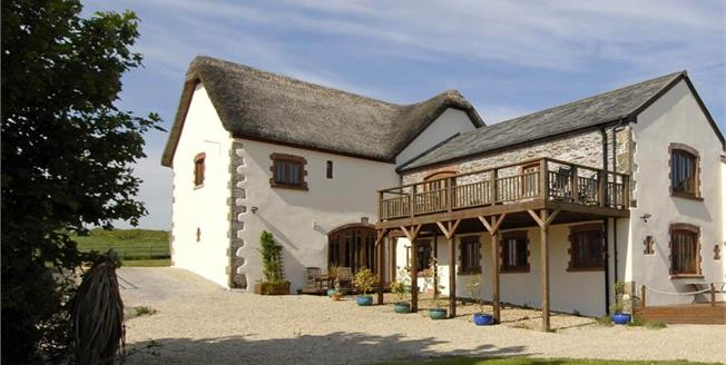Guide Price £895,000, 5 Bedroom Detached House For Sale in Devon, PL20