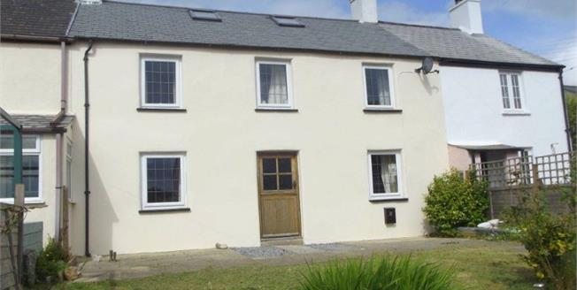 Offers in excess of £200,000, 4 Bedroom Terraced Cottage For Sale in Milton Abbot, PL19