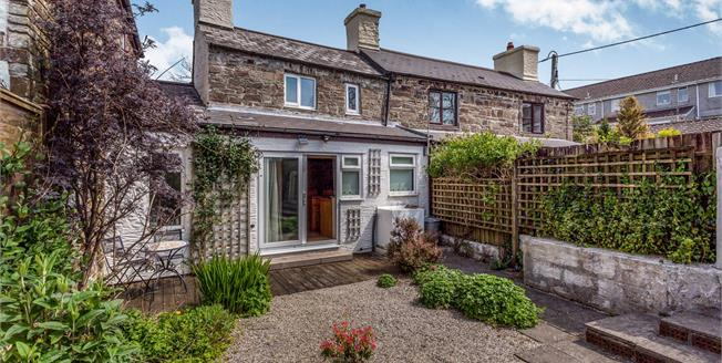 Guide Price £97,000, 1 Bedroom Terraced Cottage For Sale in St. Dominick, PL12
