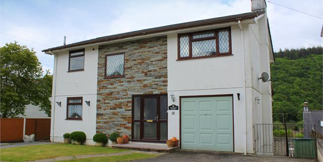 Guide Price £270,000, 4 Bedroom Detached House For Sale in Gunnislake, PL18
