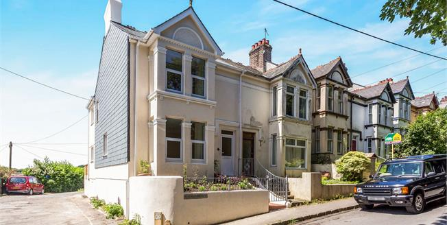 Guide Price £230,000, 3 Bedroom End of Terrace House For Sale in Calstock, PL18