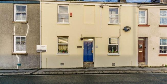 Asking Price £270,000, 3 Bedroom Terraced House For Sale in Tavistock, PL19