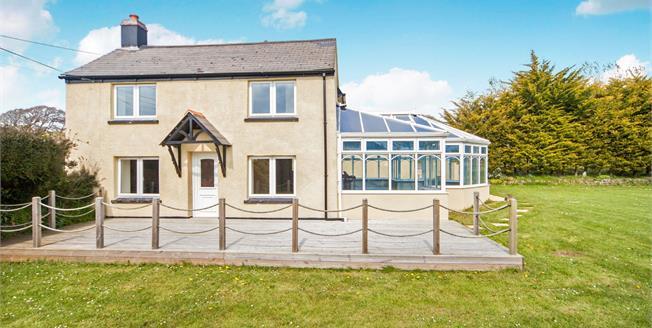 Asking Price £430,000, 3 Bedroom Detached House For Sale in Shebbear, EX21