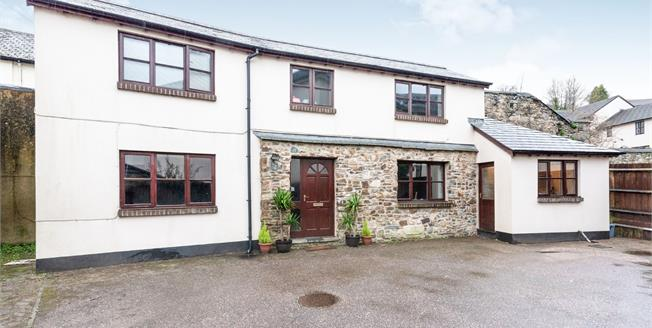 Guide Price £175,000, 2 Bedroom Detached House For Sale in Okehampton, EX20