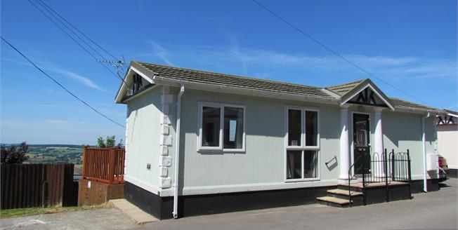 Guide Price £90,000, 2 Bedroom Detached Bungalow For Sale in Coxpark, PL18