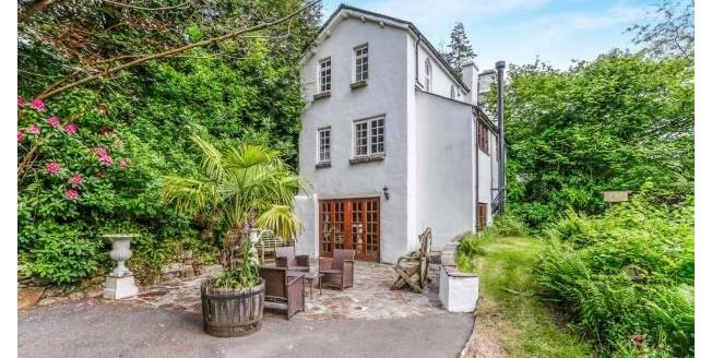 Guide Price £475,000, 4 Bedroom Detached House For Sale in Gulworthy, PL19