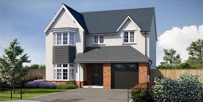 £405,000, 4 Bedroom Detached House For Sale in Broadleigh Park, PL19