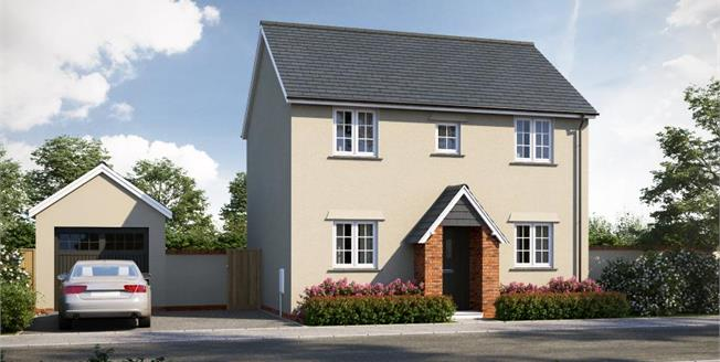 £315,000, 3 Bedroom Detached House For Sale in Broadleigh Park, PL19