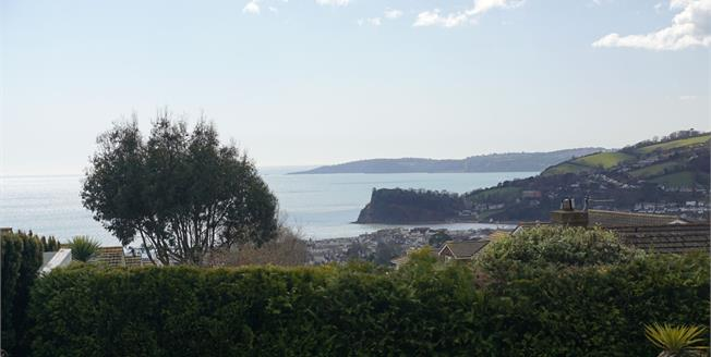 Asking Price £330,000, 3 Bedroom Detached Bungalow For Sale in Teignmouth, TQ14