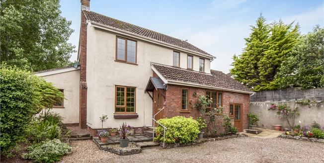 Offers in excess of £350,000, 4 Bedroom Detached House For Sale in Teignmouth, TQ14