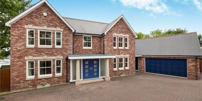 Offers in the region of £780,000, 5 Bedroom Detached House For Sale in Teignmouth, TQ14