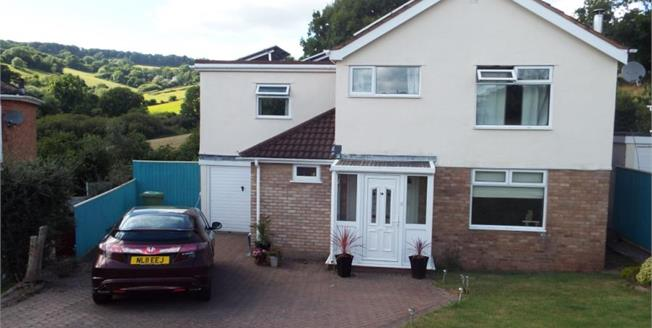 Asking Price £300,000, 4 Bedroom Detached House For Sale in Teignmouth, TQ14