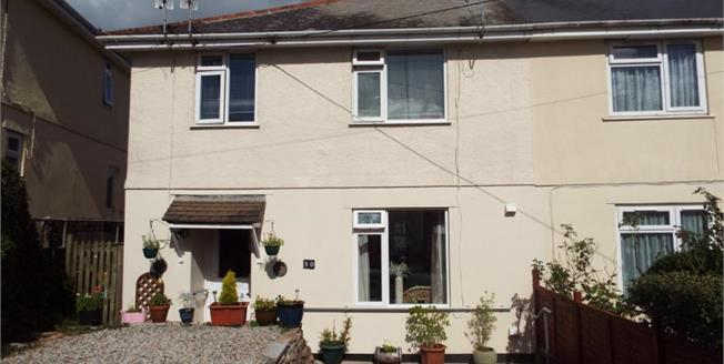 Offers in excess of £220,000, 3 Bedroom Semi Detached House For Sale in Teignmouth, TQ14